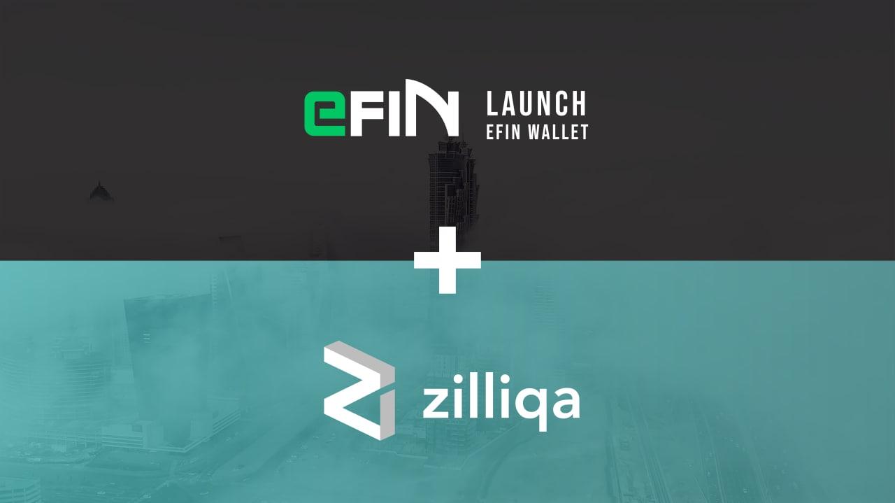 Zilliqa x eFin Collaboration