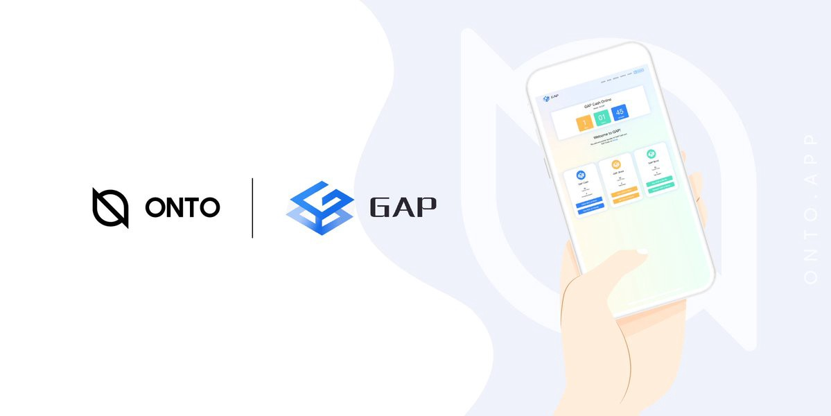 Try Gap Cash In ONTO For The Perfect DeFi Balance