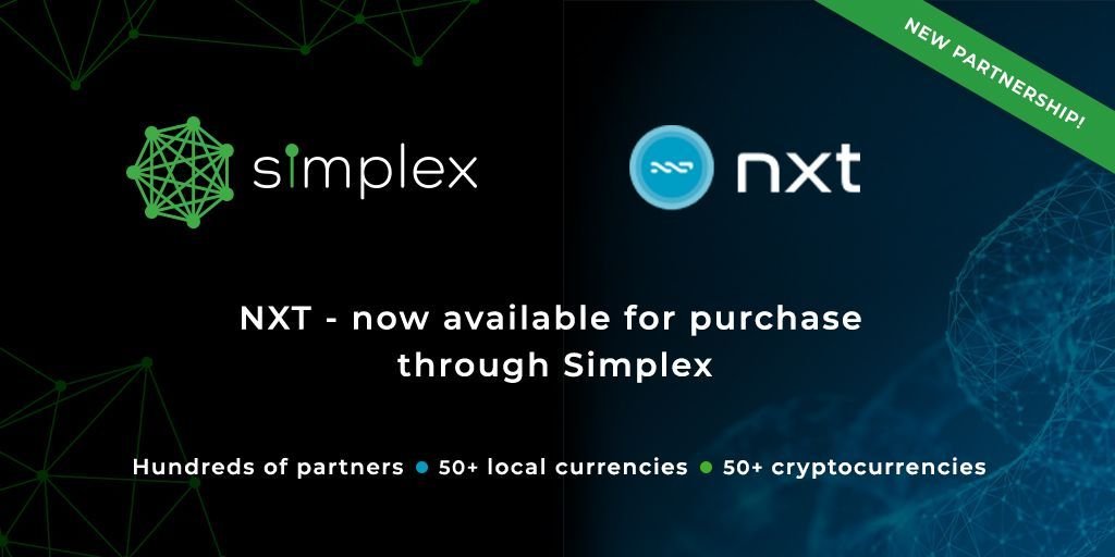 NXT x Simplex Cooperation