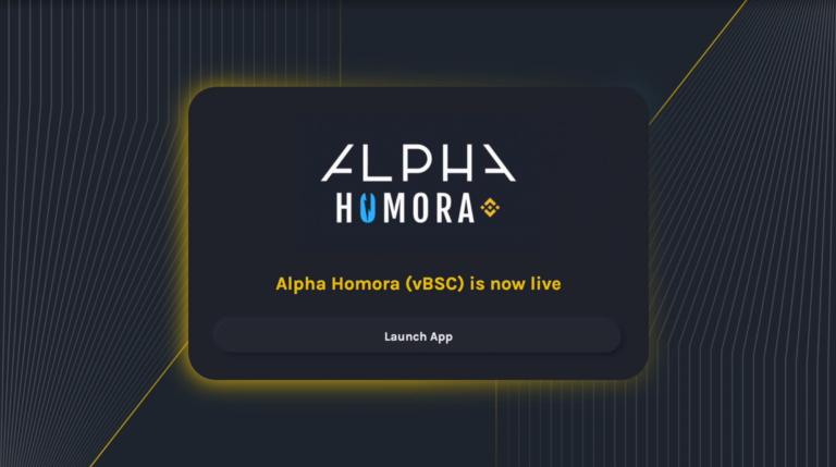 Alpha Homora (vBSC) is live