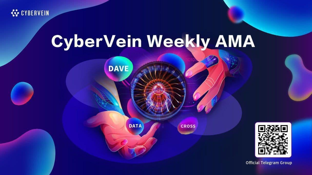 CyberVein AMA