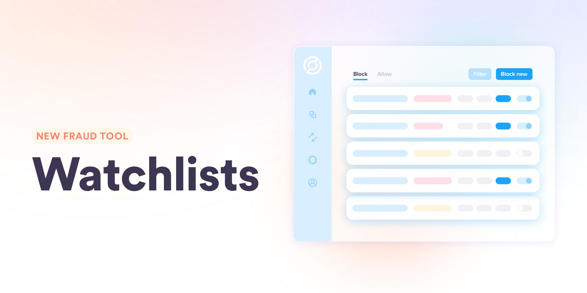 Circle Announcing Watchlists