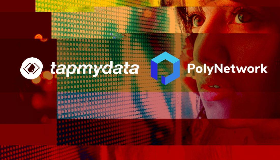 Tapmydata x Poly Network Integration