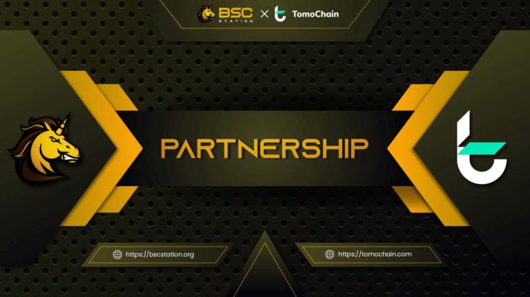 TomoChain x BSC Station Partnership