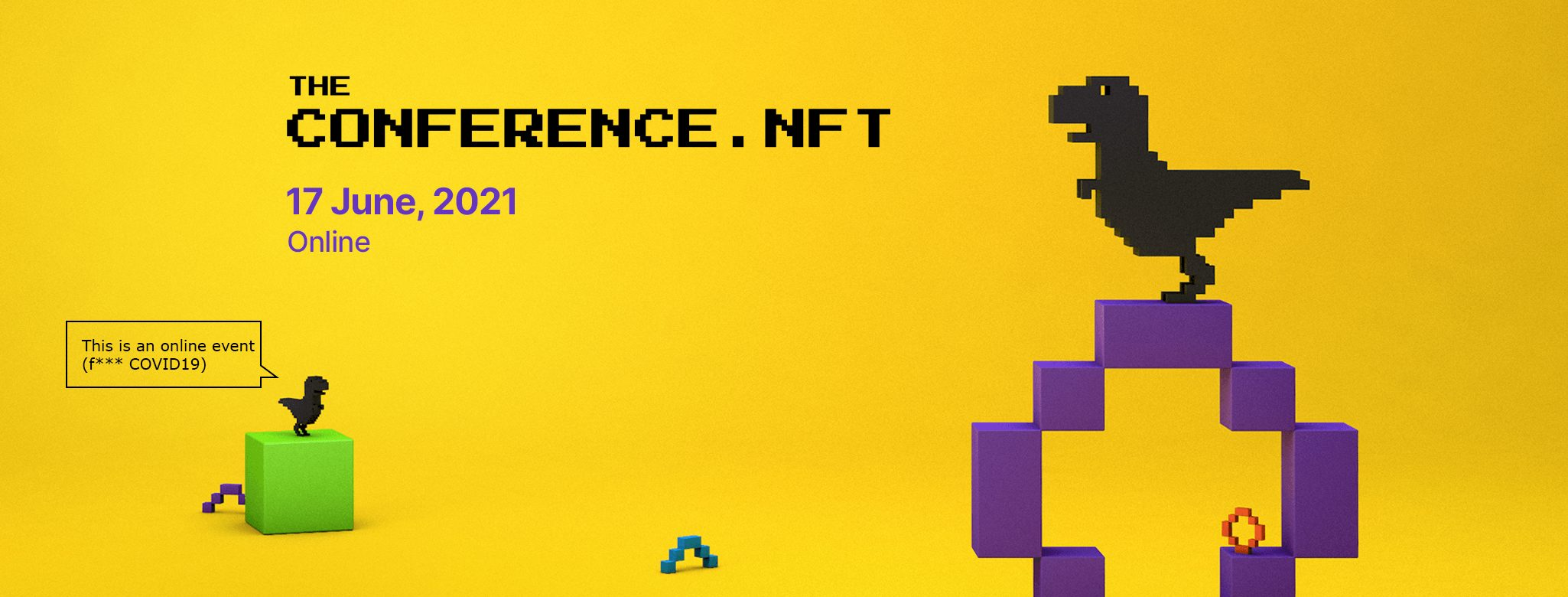 World's First The Conference.NFT Online Event