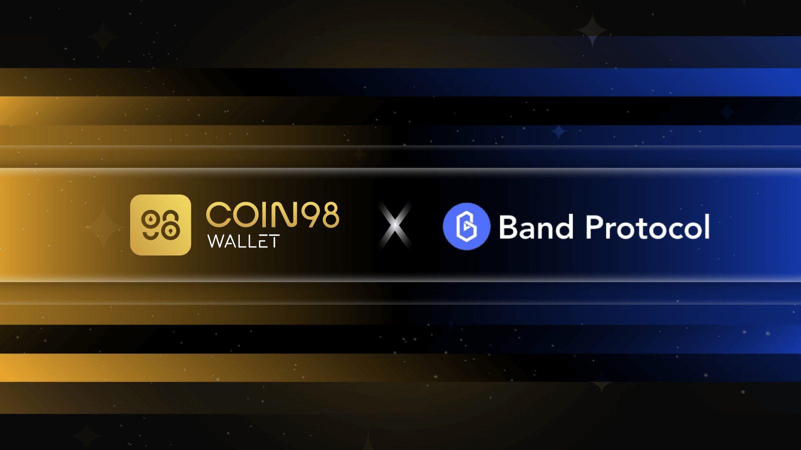 Coin98 Wallet x Band Protocol Partnership