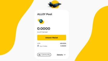 JetSwap Finance Pool For Hyper Jump