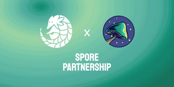 Pangolin partners with Spore, a hyper-deflationary currency project