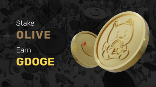 Golden Doge Farm And Garden Olive Pool Are Now Live on Olive Cash