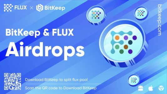 BitKeep Airdrop with FLUX