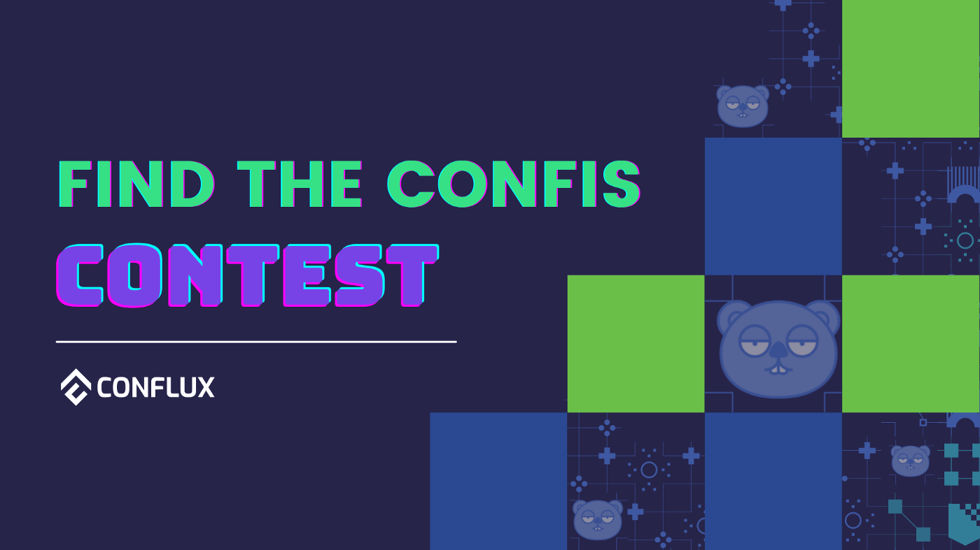 Find the ConFis Contest by Conflux Network