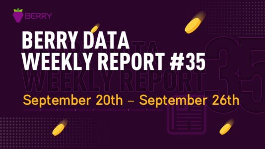 Berry Data Weekly Report