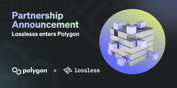 Lossless has integrated with Polygon