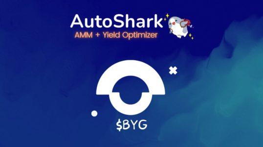 AutoShark and Black Eye Galaxy Partnership