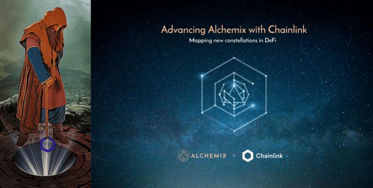 Alchemix x Chainlink Keepers Integration