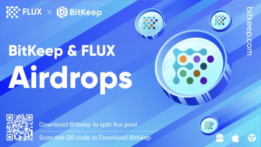 BitKeep x FLUX Airdrops
