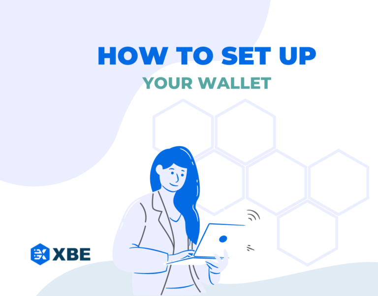 How to setup Wallet by XBE.Finance