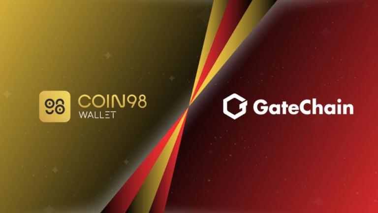 Coin98 Wallet x GateChain Integration