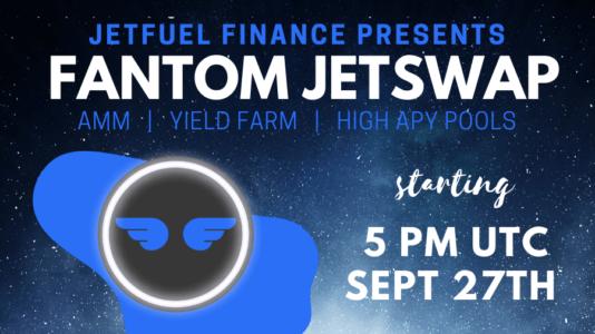 Introducing FWINGS at Fantom Jetswap by Jetfuel.Finance