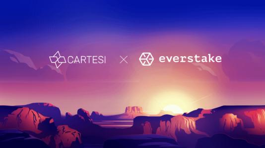 Everstake x Cartesi Partnership