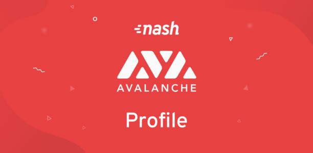Profile: Avalanche (AVAX)