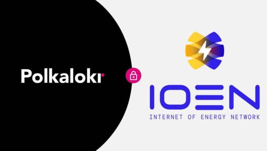 Polkalokr Partners With IOEN