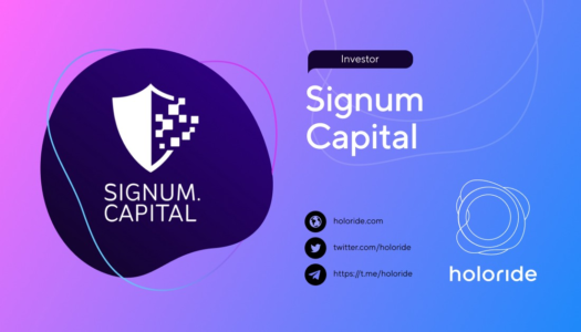 The Signum Capital Another Holoride Investor