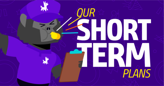 PartySwap short-term plans to improve their platform