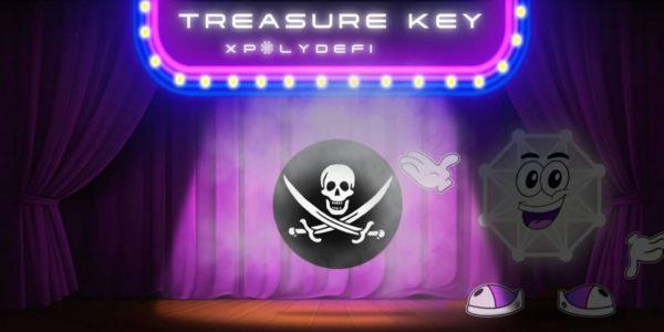 Treasure Key x POLYDeFi