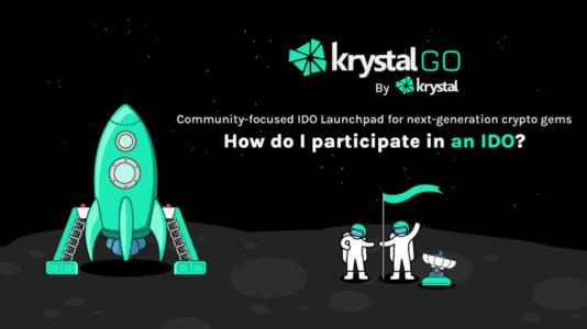KrystalGO — Krystal DeFi New Generation IDO Launchpad