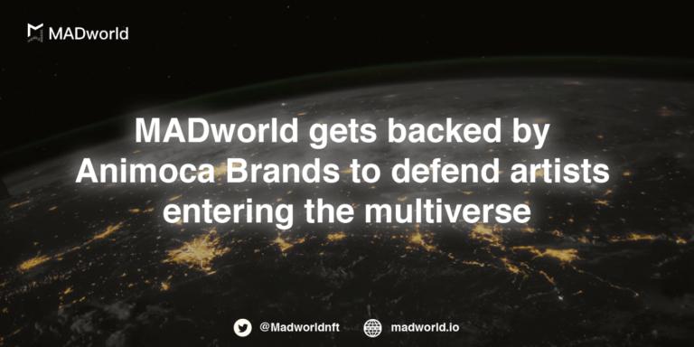 MADworld x Animoca Brands Partnership
