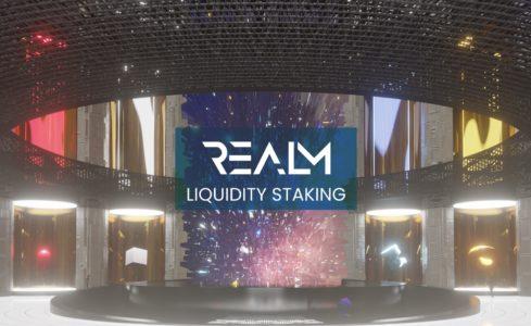 Realm Liquidity Staking Program with Ferrum Network