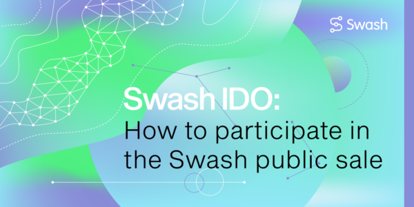 How to participate in the Swash public sale