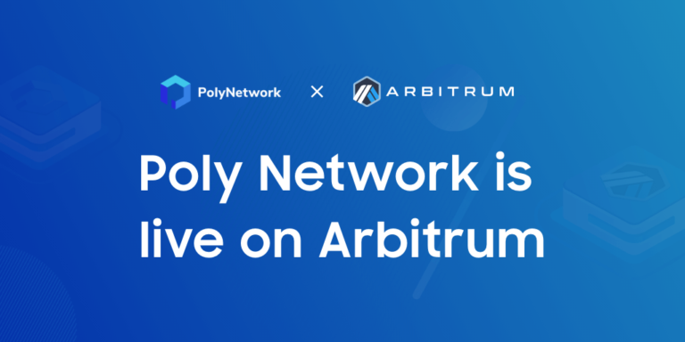 Poly Network is Live on Arbitrum