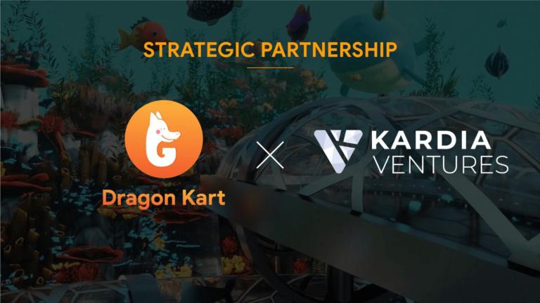 Dragon Kart x Kardia Ventures Collaboration