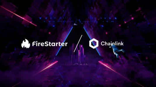 FireStarter Integrates Chainlink VRF ensure a fair distribution of NFTs