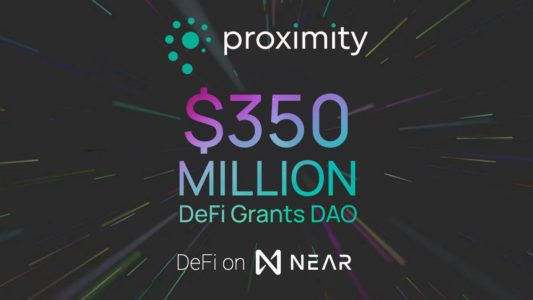 Announcing a $350M Grants DAO for NEAR DeFi Projects
