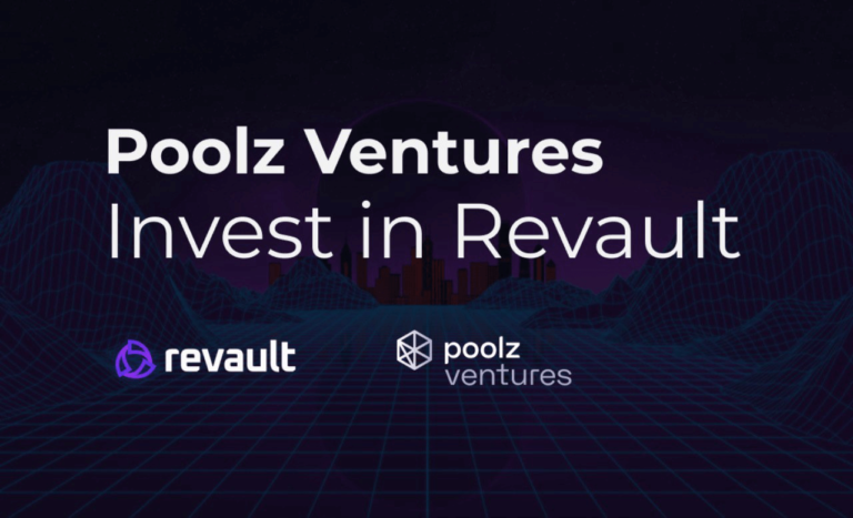 Poolz Ventures New Investment In Revault