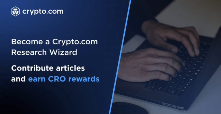 Become Crypto.com Research Wizard