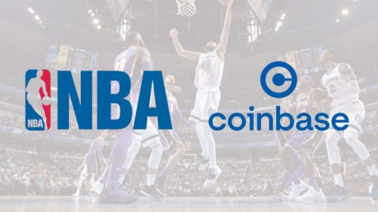 NBA Lands First Cryptocurrency Sponsorship With COINBASE