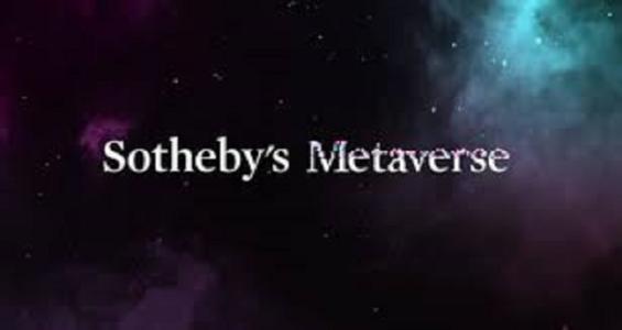 Startup powering Sotheby's Metaverse raises $20 million in funding